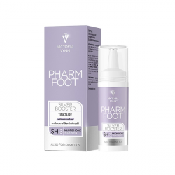 PHARM FOOT SILVER BOOSTER 15 ML.