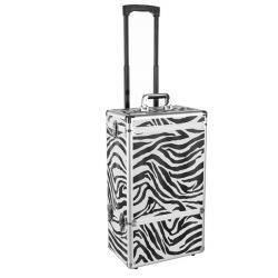 MALETA TROLLEY 4 C. 37*24.5*81.5 zebra